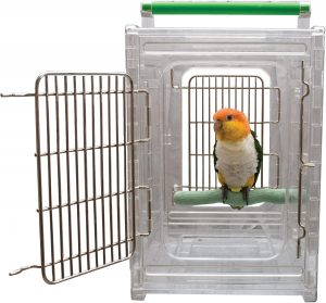 CaitecPerch & Go Polycarbonate Bird Carrier
