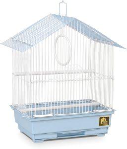 House Style Economy Bird Cage